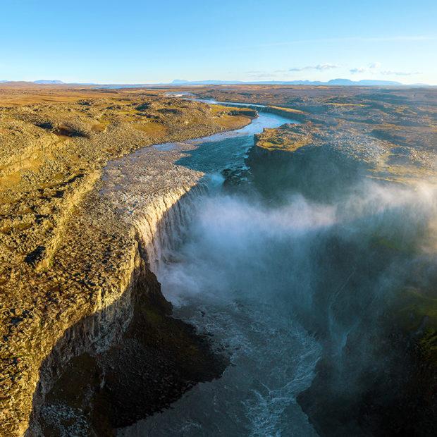 Dettifosswaterfall