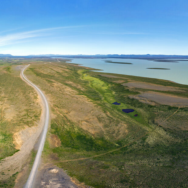 Blondulon reservoir